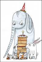 happy birthday 2 by macen