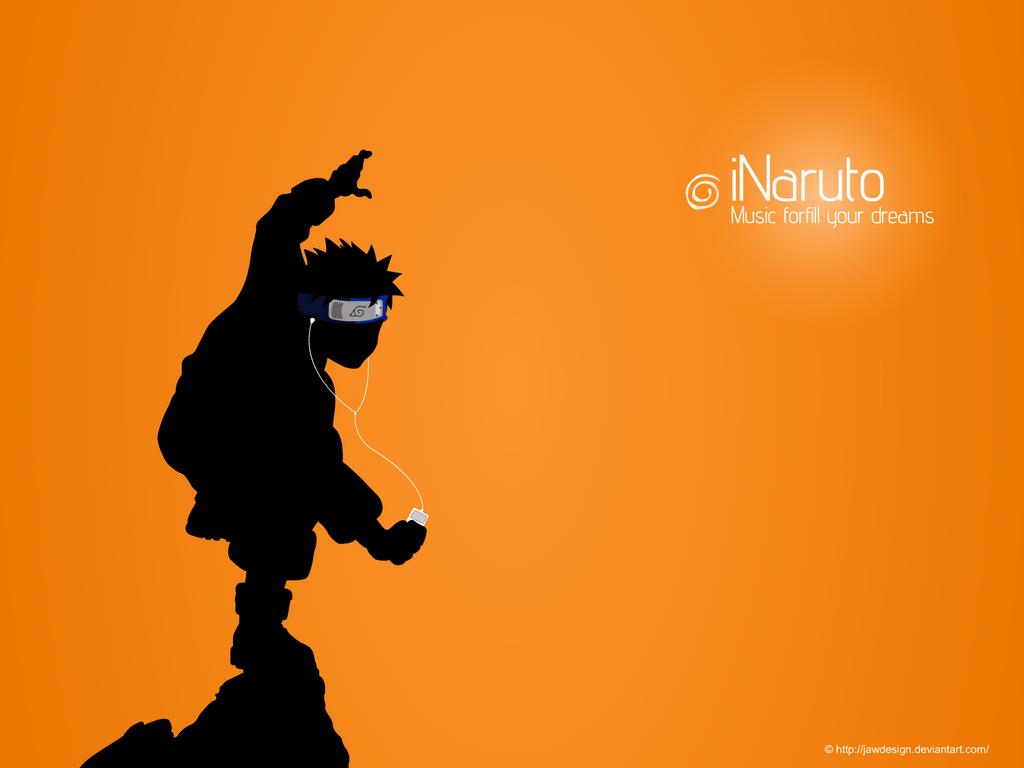 Naruto IPod Wallpaper By Jawdesign