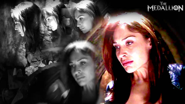 Claire Forlani as 'Nicole James' [The Medallion]