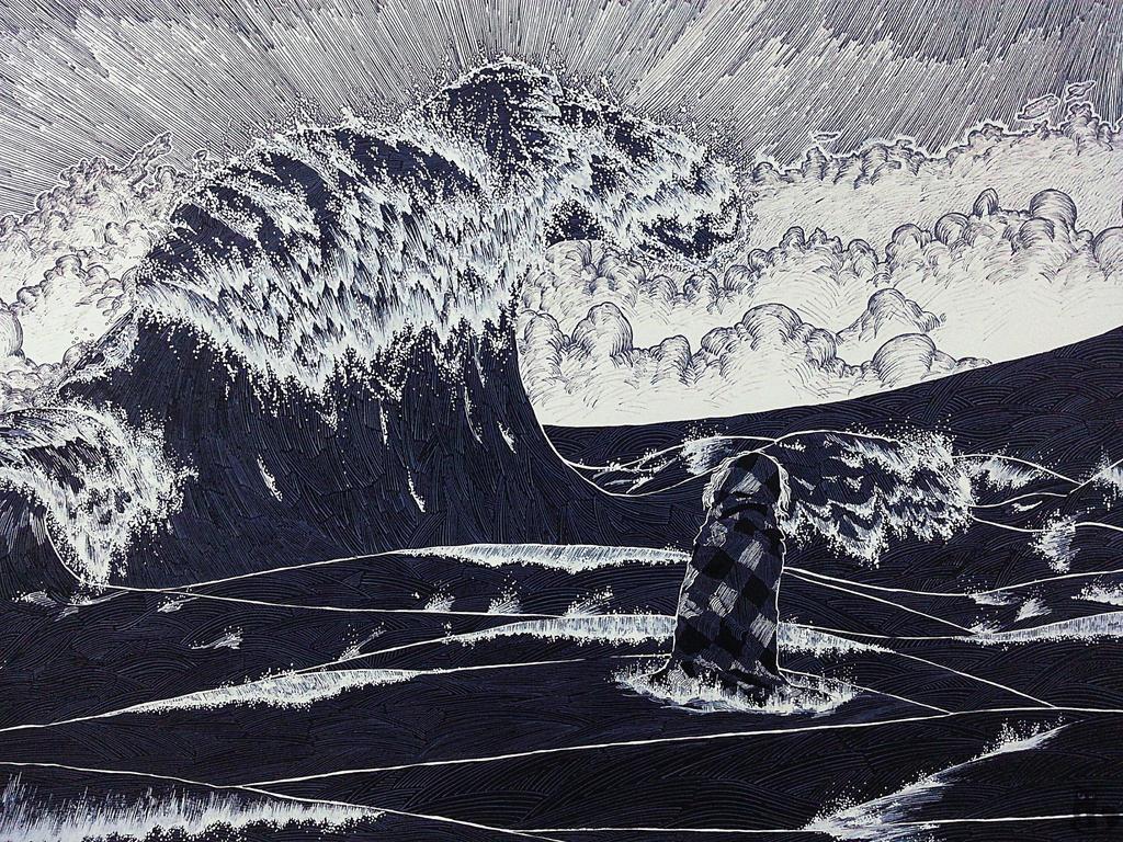 The Sea (I)
