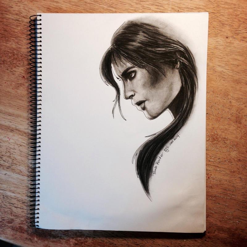Sketchbook-Tomb Raider by lenoli-greenleaf