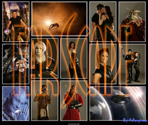 Farscape Wall
