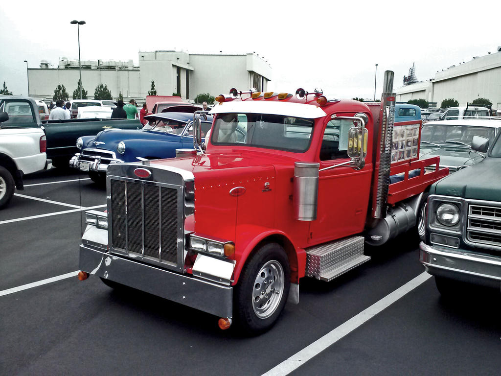 kenworth pickup truck conversion - HD 1024×768