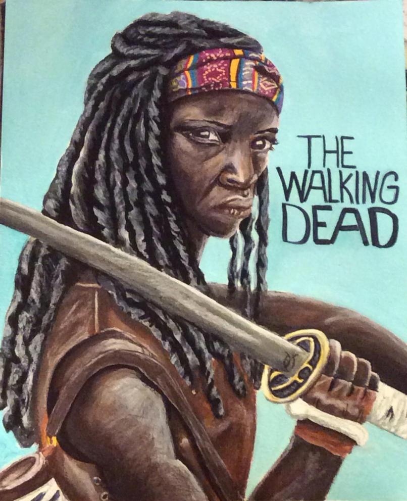 Walking Dead by greenstables