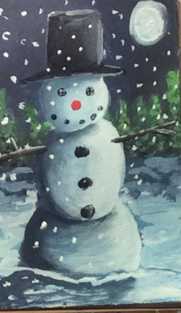 ImageDo u wanna build a snowman? by greenstables