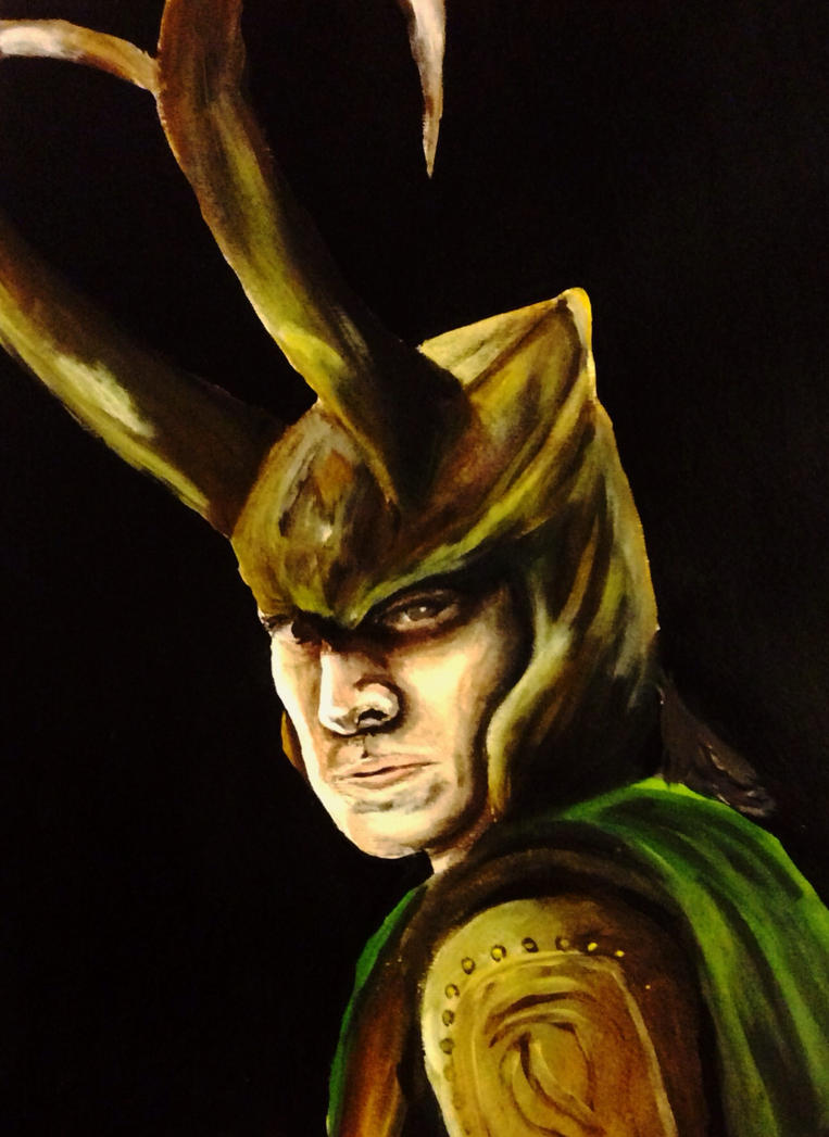 Loki by greenstables