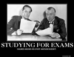Studying for Exams... by MrsJokerQuinn