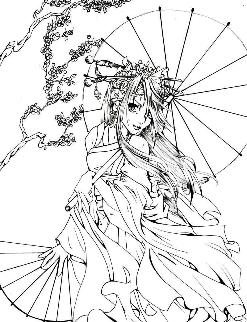 Line Drawing Van : Beautiful lines by manic goose on deviantart