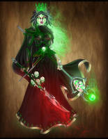 She Lich by manic-goose