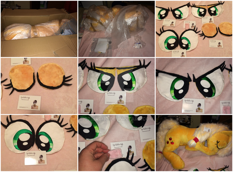 AJ Plush Brainchild - The Unboxing by 073247132