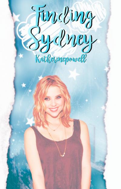 Finding Sydney wattpad cover by Owlbirdy