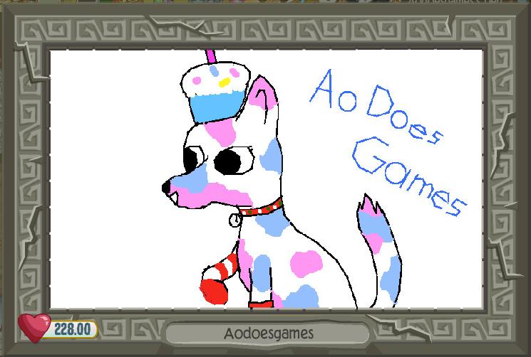 My Wolf by Aodoesart
