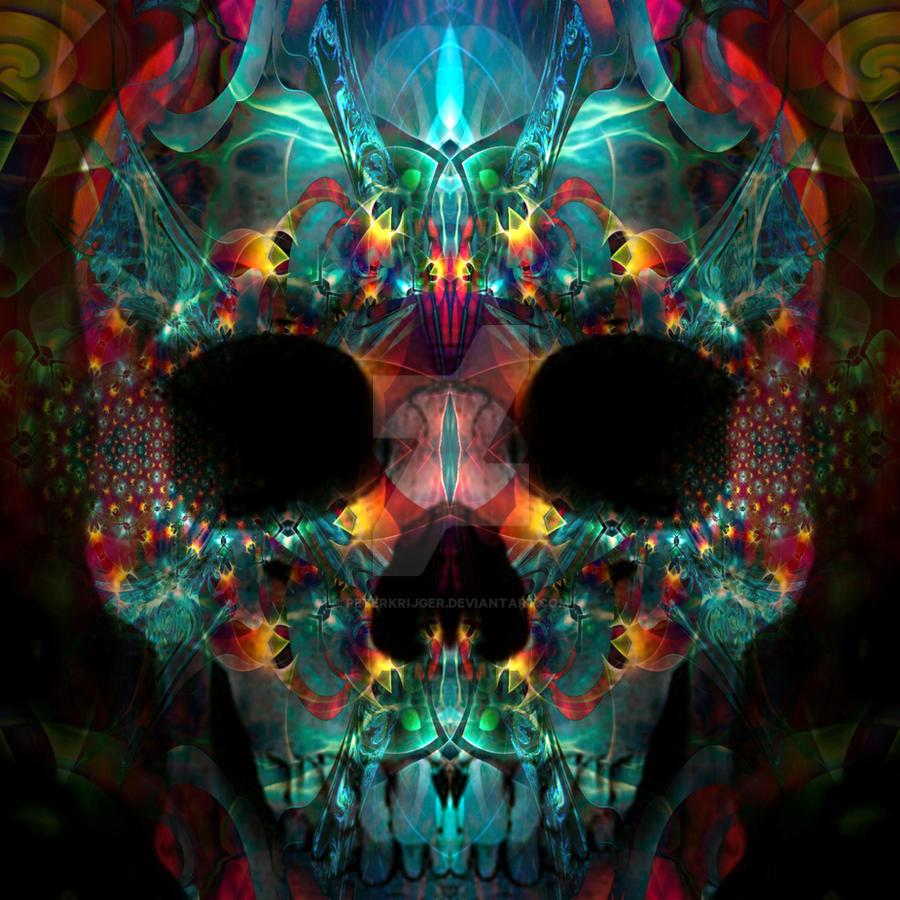 fractal skullpeterkrijger on deviantart