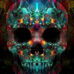 fractal skull