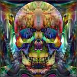 fractal skull5