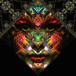 fractal face19