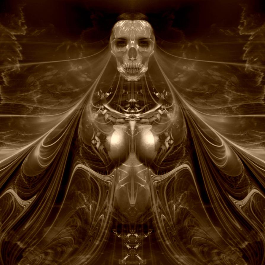 dark fantasy2 by PeterKrijger