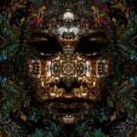 fractal face25