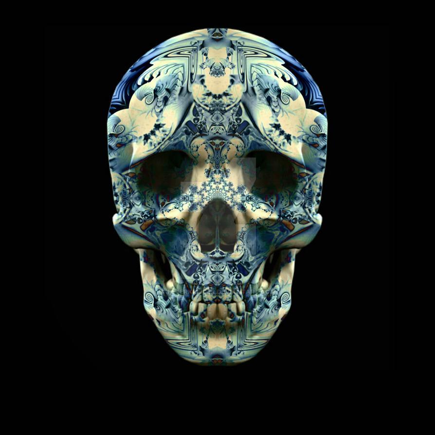 delfware skull by ordoab