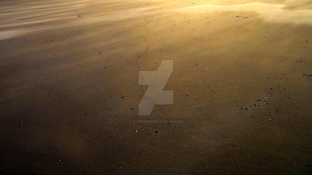 North Sea sand by ordoab