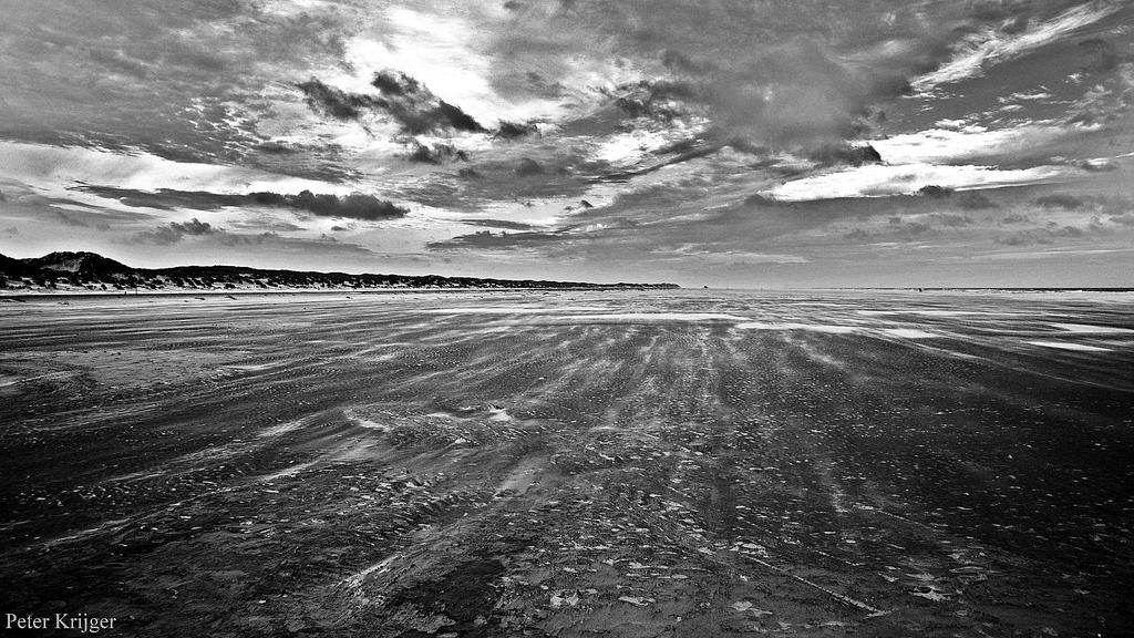 Beach of the island Terschelling by PeterKrijger