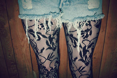 Lace and Levis