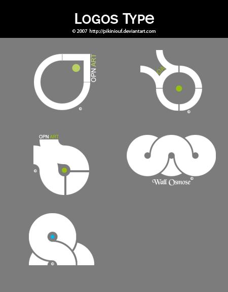 Logos by PiKiNiOuF