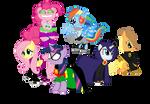 My Little Pony Titans