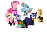 My Little Pony Titans