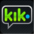 Kik messenger Icon by RukaStephanieLuna