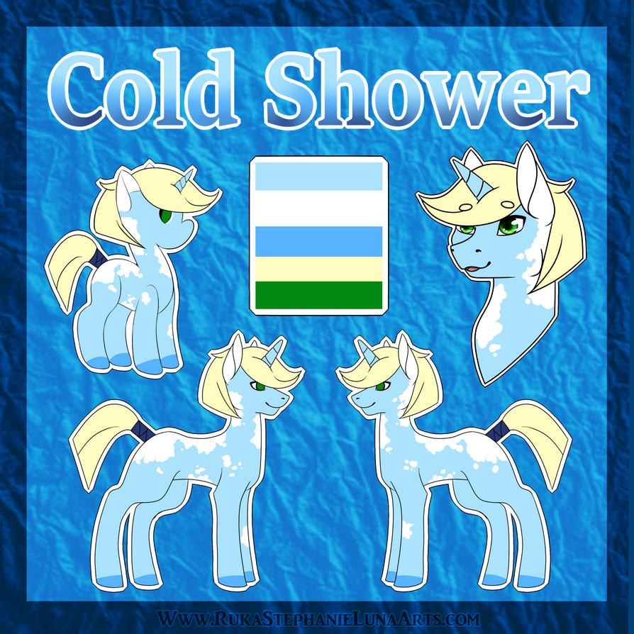 ::CO:: Cold Shower by RukaStephanieLuna