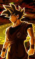 Goku Dark Orange