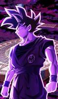 Goku Dark Purple