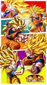 Goku Ss3 All