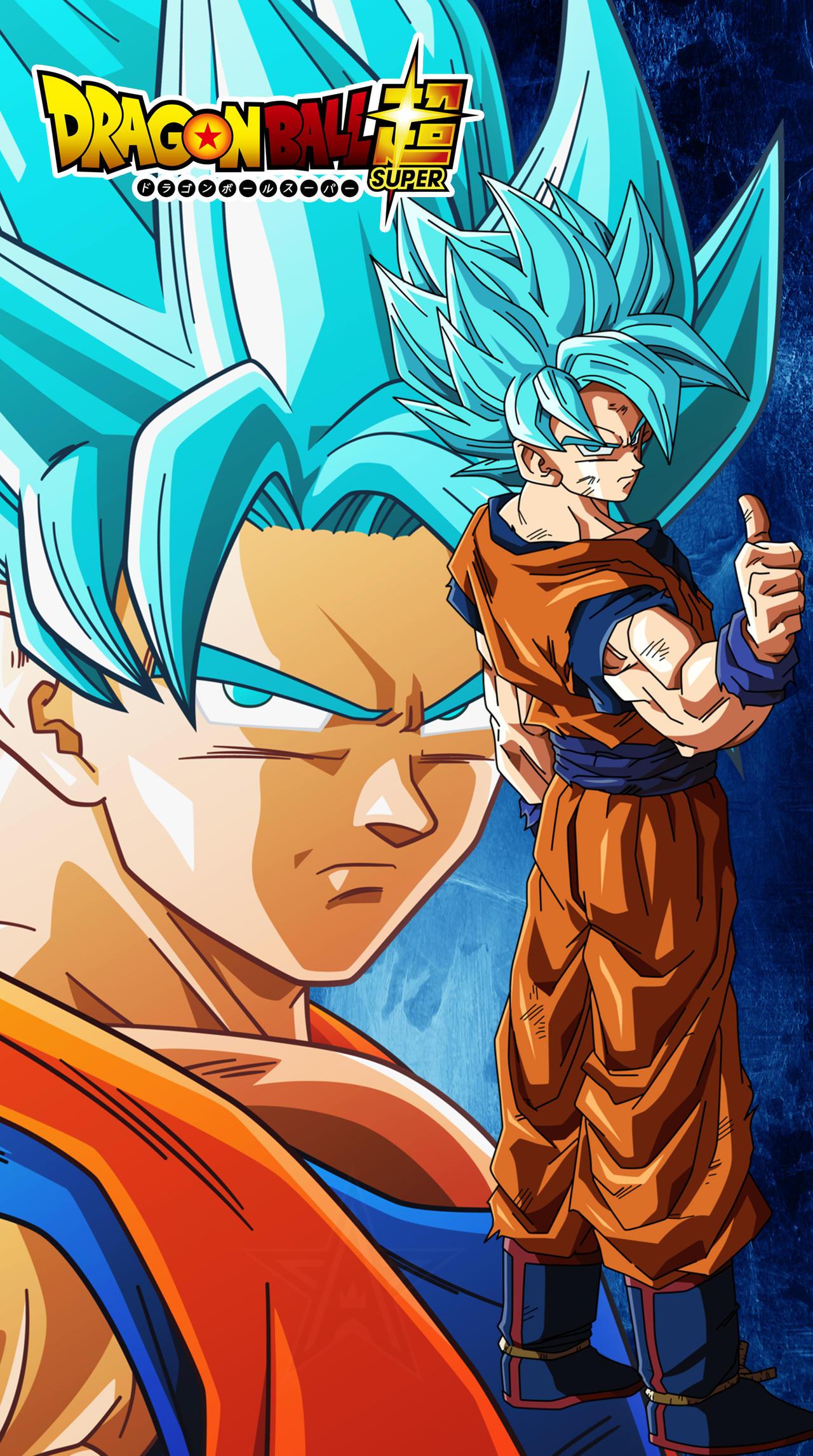 Goku SSB