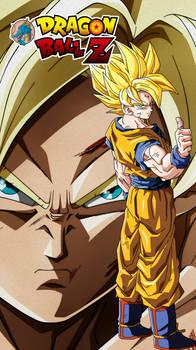 Goku Yellow Super saiyan