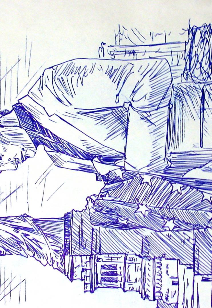 Nathan Petrelli - Bluepen 2