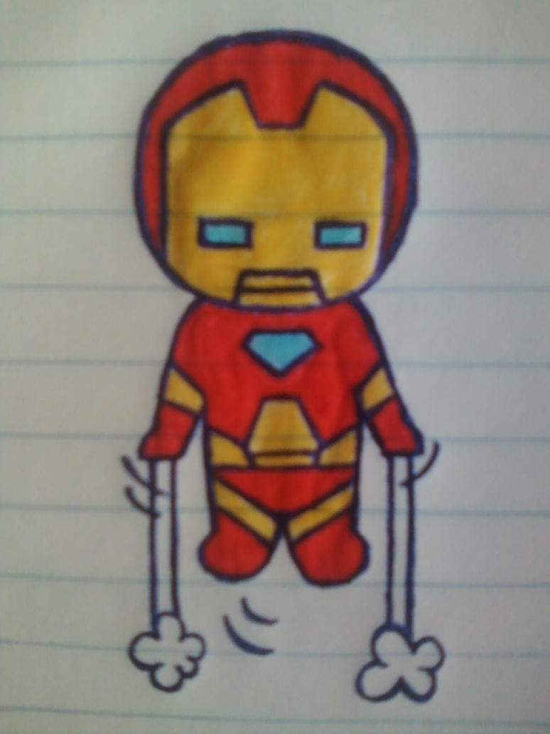 Cute Iron Man Drawings | www.imgkid.com - The Image Kid ...
