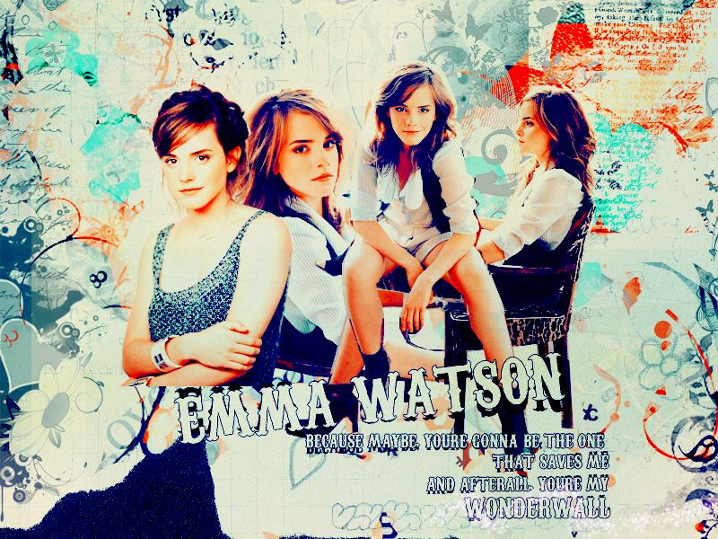 Collage Emma Watson