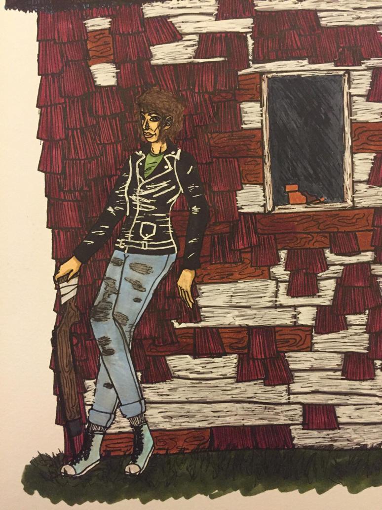 Hannah Reyes by Ispell2