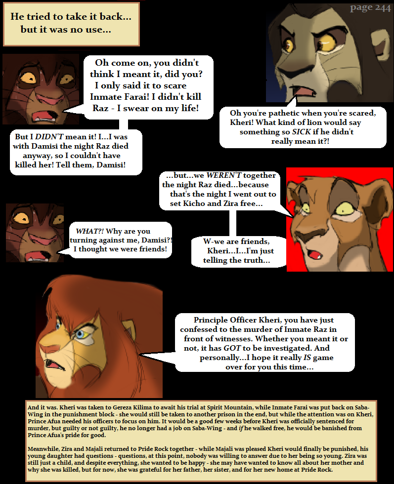 Escape to Pride Rock Page244 by Kobbzz