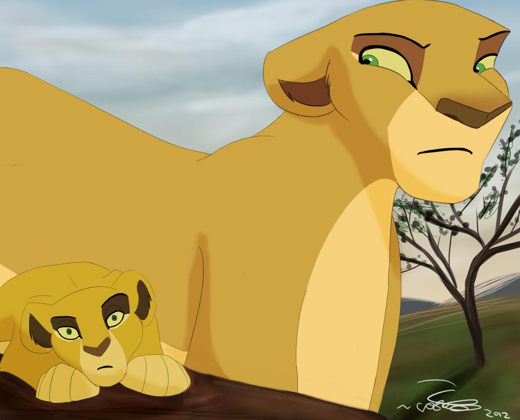 Farai's Childhood (part one) by Kobbzz