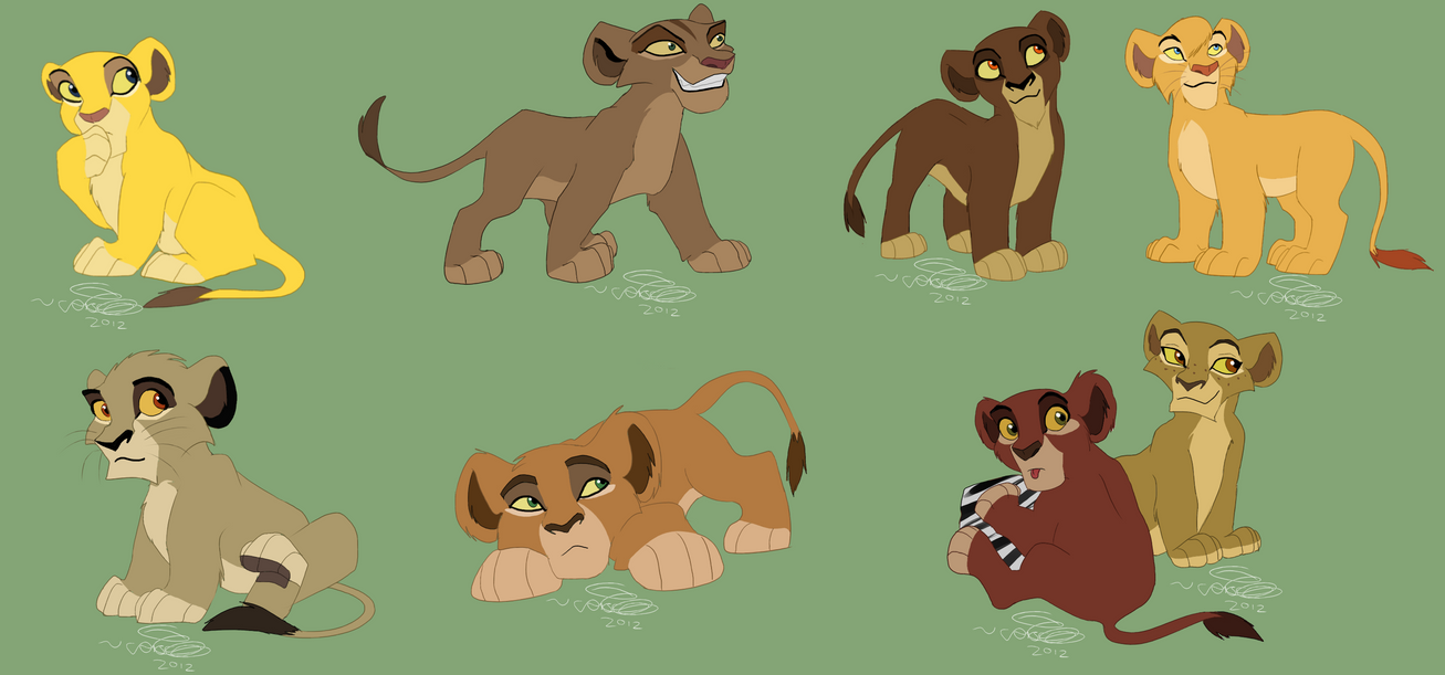 EtPR Cubs by Kobbzz
