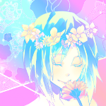 Gumi flower icon by NorioKoike
