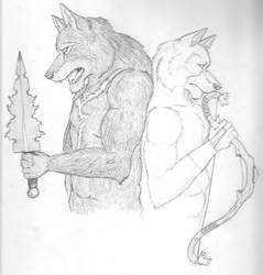 Shadow Lord, Silver Fang