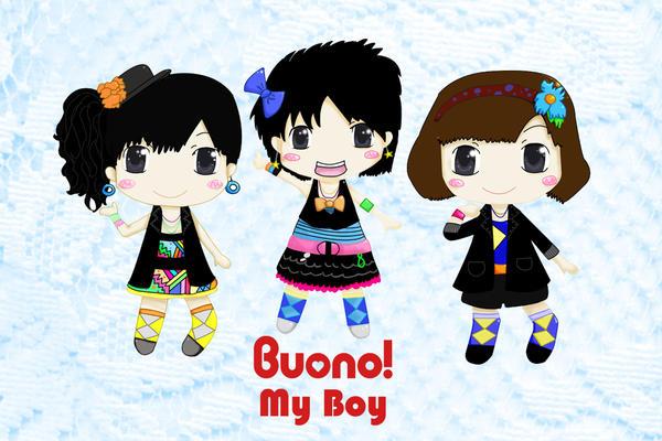 Buono My Boy by doodlerwoo