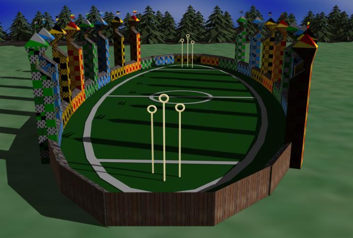 hogwarts quidditch pitch by megmap on deviantart