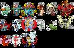 Pokemon Crossover's! (In Progress)