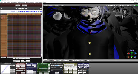 RayCast Effect MMD Not Working..   SOLVED