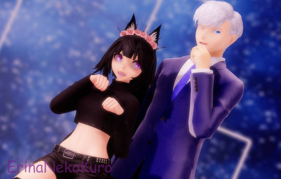 MMD   Me And Aries